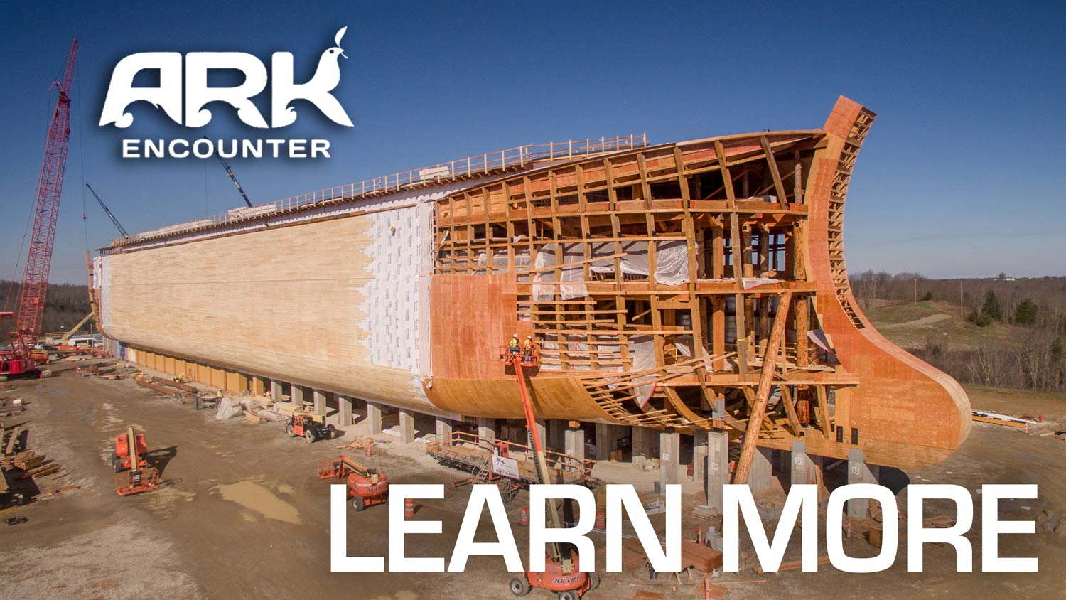Learn More About the Ark